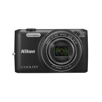 Nikon Coolpix S6800 16mp Wi-fi Cmos Nikkor 12x Zoom 1080p Hd