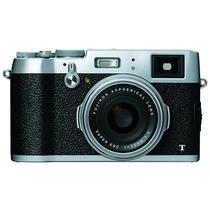 Fujifilm X100t 16mp Digital Camera Full Hd 1080p Color Plata