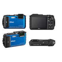 Nikon Coolpix Aw130 Sumergible Superprecio!