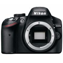 Camara Reflex Nikon D3200 Hd 24.2 Mp Cmos