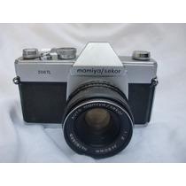 Camara Fotografica Reflex 35mm Mamiya Sekor 500tl