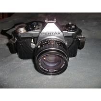Camara Fotografica Reflex 35 Mm Pentax Me Super C/ Lente