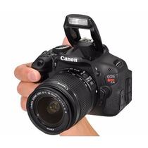 Canon T3i + 18-55mm Estabilizado + Memoria 16gb Clase 10