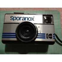 Camara Antigua Kodak Kodar Sporanox Mdn (cambios)
