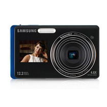 Samsung St500 12.2mp Camara Digital Con Doble Pantalla Lcd