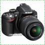 Nikon D3200 24.2 Mp Full Hd Con Lente 18-55mm Vr Reflex Fdp