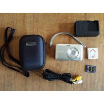 Camara Sony Cybershot 12.1 Megapixeles Excelentee!!