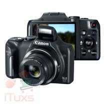 It | Cámara Canon Powershot Sx170 Is Nueva | Envio Gratis