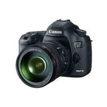 Camara Digital Canon Eos 5d Mark Iii Lente 24-105mm 22.3mp
