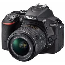 Camara Nikon D5500 Lente 18-55 Mm.
