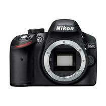 Cámara Nikon D3200 Solo Cuerpo 24.2mp Dx-formato
