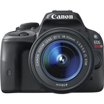 Camara Canon Eos Rebel Sl1 Kit Lente 18-55mm - Envio Gratis-