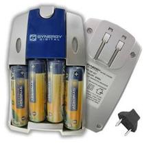 Cámara Kodak Easyshare Z5010 Digital Cargador De Batería De