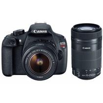 Canon Eos Rebel T5 Ef-s 18-55mm Is Ii Digital