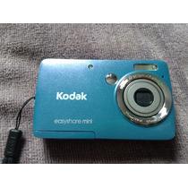 Camara De Fotos Kodak Easyshare Mini Con Estuche Y Cargador