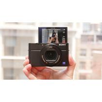 Sony Dsc-rx100m Iii Cyber-shot Digital Still Color Negra