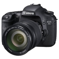 Camara Canon Eos 7d 18-200mm 18mp Video Hd - Envio Gratis -
