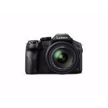 Lumix Dmc-fz300k 4k Cámara Digital De 12.1 Mp Color Negro