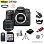 Camara Nikon D7100 + 18-55mm + 11 Accesorios