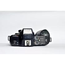 Cámara Nikon Reflex N4004s Autofocus 35mm Film Slr Japan
