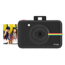 Camara Polaroid Snap Instantanea Digital Zink 10mp Negro