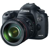 Canon Eos 5d Mark Iii Dslr Con Lente 24-105mm F/4l Is Usm Af