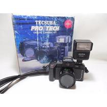 Camara Tecsuba Prot Tech Deluxe Flash Rollo E974
