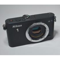 Camara Nikon J3 (solo Cuerpo) 14.2mpx, Full Hd,