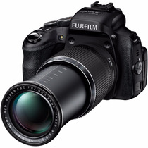 Fujifilm Finepix Hs50exr 16mp 3-inch Old Model Color Negra