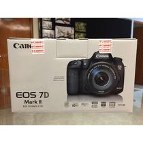 Canon Eos 7d Mark Ii Solo Cuerpo, Nueva!