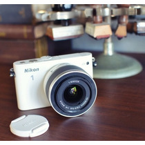 Nikon 1 J3 Lente 10-30mm +sd 32gb 14.2mpx 15cps Fullhd Wifi