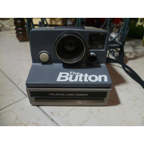 Camara Fotografia Vintage Polaroid Land Camera The Button