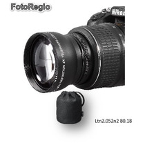 Telefoto P/lente Nikon D5200 D5300 D5500 D7000 D7100 D7200