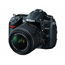 Camara Nikon D7000 Lente 18-105mm Vr
