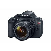 Canon Camara Eos Rebel 15 18mega Pixeles 9 Puntos Enfoque