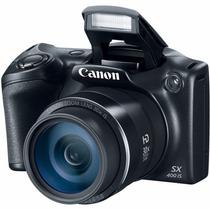 Powershot Sx400 Camara Digital 30x Optical Zoom Color Negra