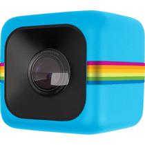 Polaroid Camara De Accion Cube Azul