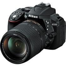 Camara Nikon D5300 24.2 Mp Con 18-140mm F/3.5-5.6g Vr Gps