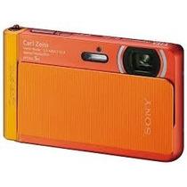 Sony Dsc-tx30 Cámara Digital Sumergible 18.2 Mp Naranja
