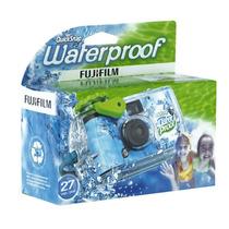 Camara Fujifilm Desechable 35 Mm Resistente Al Agua Vbf