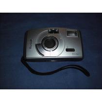 Camara Fotografica Vintage Kodak Modelo E300 Rollo C/flash
