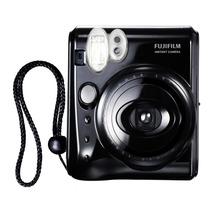 Cámara Fotográfica Fujifilm Instax Mini 50s Color Negro