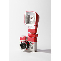 Camara Diana Mini Alice In Wonderland 35mm Lomography Lomo