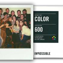Polaroid Cartucho / Impossible Proj. Color Px600