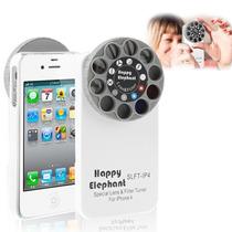 Lente Camara Iphone 4 & 4s(white) Entrega10dias Ip4g|0479w