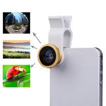 Lente Camara Iphone 5 / 4s / Samsu Entrega10dias Ip6g|0379j
