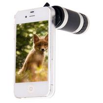 Lente Camara Iphone 4 & 4s(black) Entrega10dias Ip4g|0352