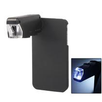 Lente Camara Iphone4 & 4s(black) Entrega10dias Ip4g|1788