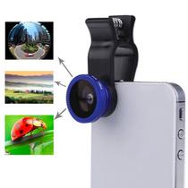 Lente Camara Iphone 5 / 4s / Samsu Entrega10dias Ip6g|0379d