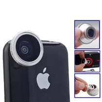 Lente Camara Iphone 4 & 4s / Mobil Entrega10dias Ip4g|0359